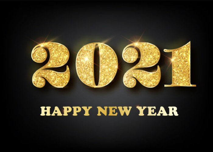 happy new year 2021 wishing wallpapers hd