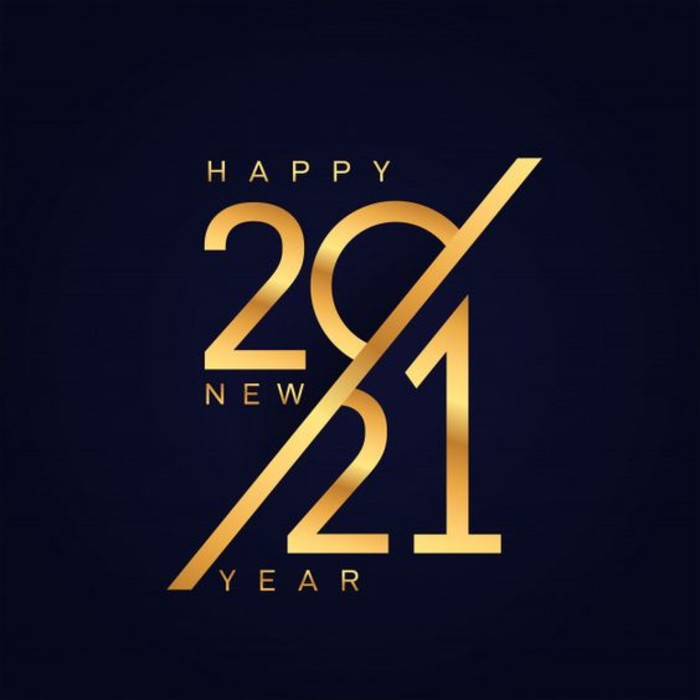 happy new years 2021 welcome image