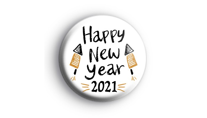 new year 2021 clip art free