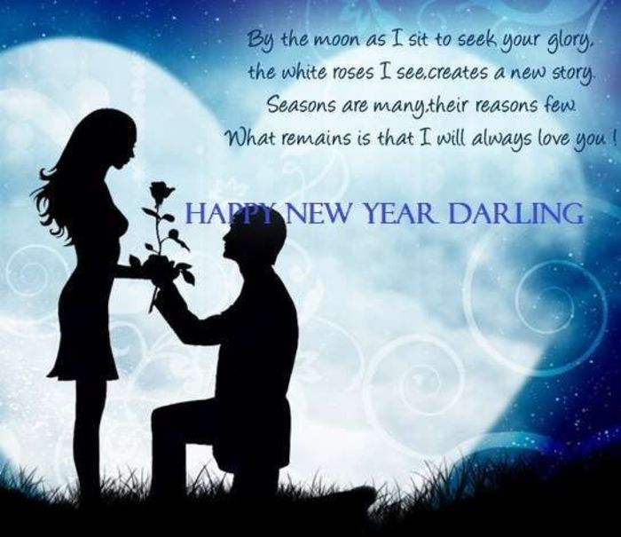 happy new year 2021 wishing quotes to girlfriend