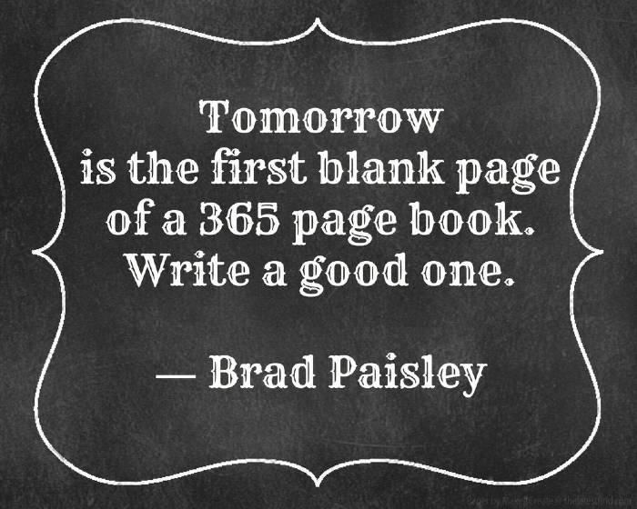 new chapter quotes - new year