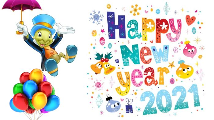 Funny Happy New Year 2021 Greetings