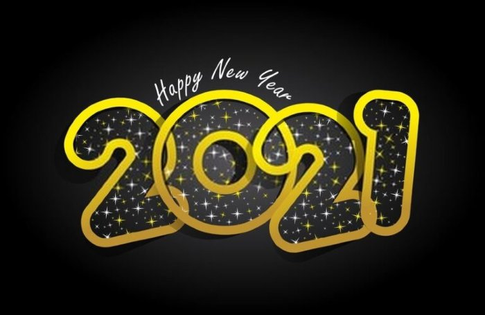 2021-happy new year clip art free
