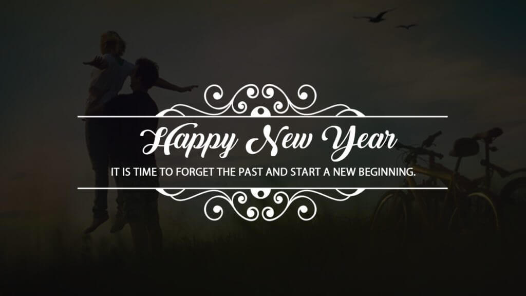 Happy New Year 2021- Start a new begining quotes