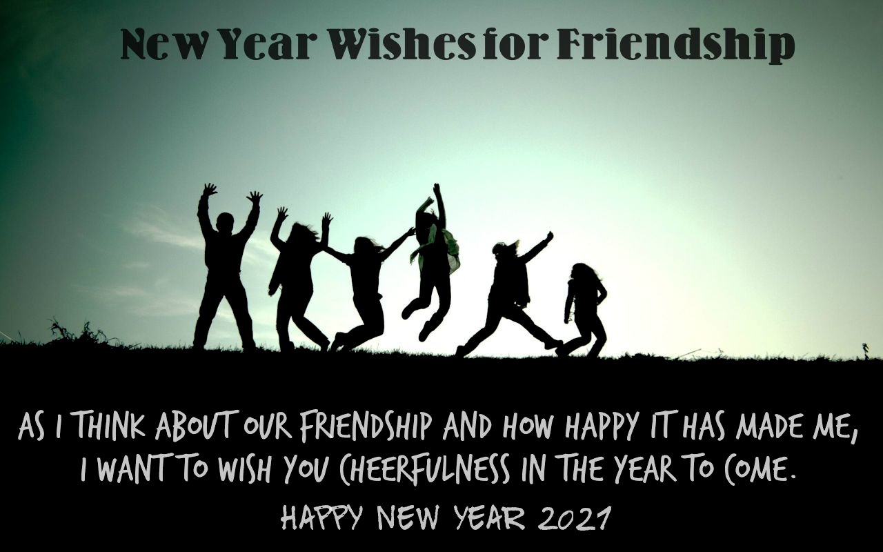happy new year status for friends 2021