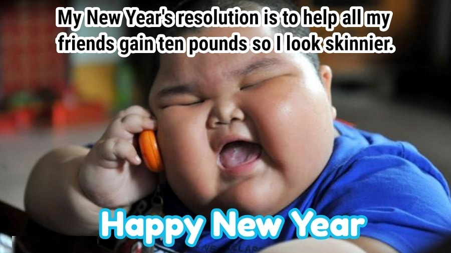happy new years funny images